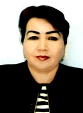 Самалова Гулӣ Мирҷоновна